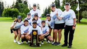 2016 NCAA Women golf Champions University of Washington
